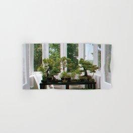 Bonsai Window Hand & Bath Towel