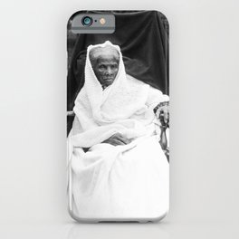 Harriet Tubman iPhone Case