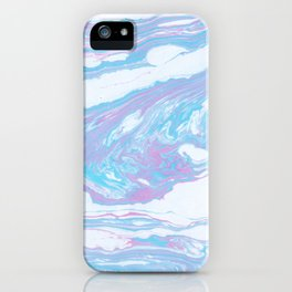 Blue Marble 3 iPhone Case