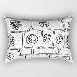 Cell Division Rectangular Pillow
