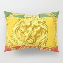 Conquering Lion of Judah Reggae Master Pillow Sham