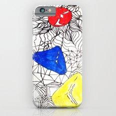 Basics Doodle iPhone 6s Slim Case