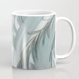 swirling feathers Coffee Mug