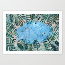 Haven Art Print