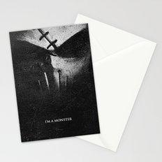 Monster.Scratch. Stationery Cards