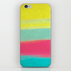 Skies The Limit VI iPhone & iPod Skin