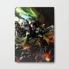 Warhammer game Metal Print