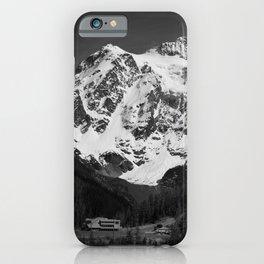 Mt. Shuksan iPhone Case