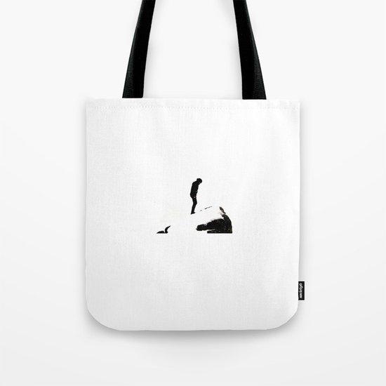 snowblind II. Tote Bag