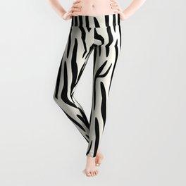 Zebra 1 Leggings