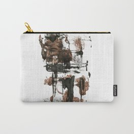 rough hands Carry-All Pouch