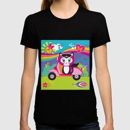 Baby Scoot ( Girls ) T-shirt