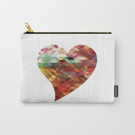 Heart No. 2 Carry-All Pouch