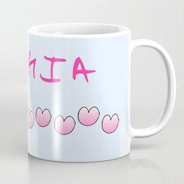 first Name 3 Sophia Coffee Mug