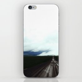 Wide Open North iPhone Skin
