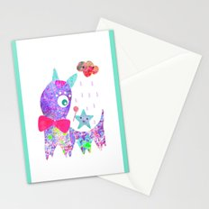 miss you, YOU! Stationery Cards