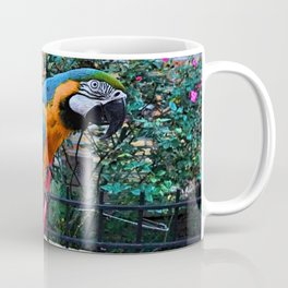 Exotica Urbanization Coffee Mug