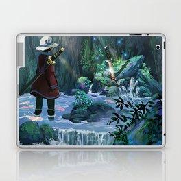 Red Koi Fish Laptop & iPad Skin
