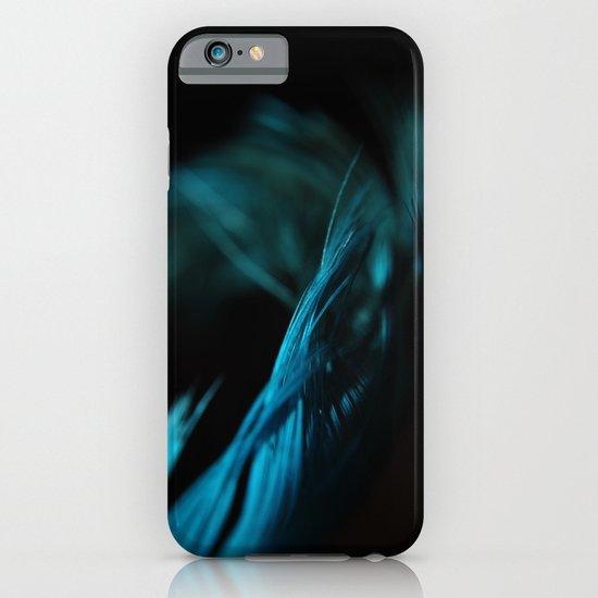 blue iPhone & iPod Case