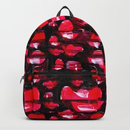 Shade of Red Backpack