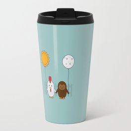 Early Bird & Night Owl Travel Mug