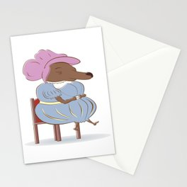 The Laidy Stationery Cards