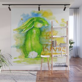 Be Brave In Color Wall Mural