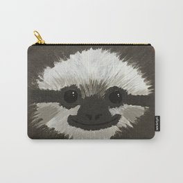 Smilie Sloth Carry-All Pouch