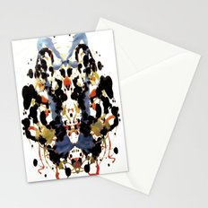 Ink blot v1 Stationery Cards