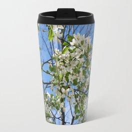 Crabapple Flowers 04 Travel Mug