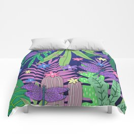 Another Fantasy Botanical Comforters