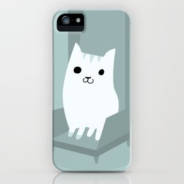 Gentleman Cat iPhone Case