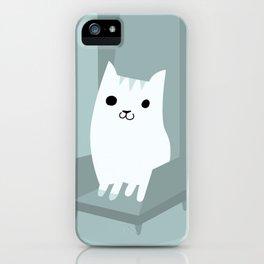 Gentleman Cat iPhone Case