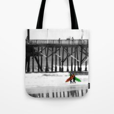 Surfing lifestyle    Tote Bag
