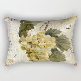 Tuscan Table Blanc Rectangular Pillow
