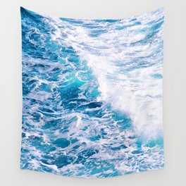 My Inner Sea Wall Tapestry