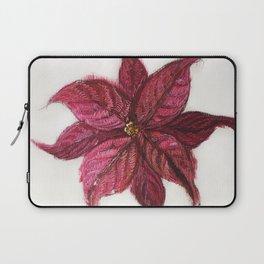 Oil Flower Laptop Sleeve