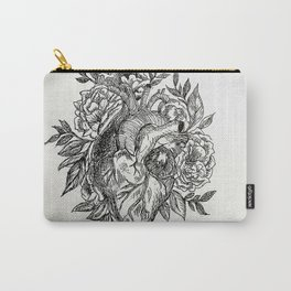 Flowers of your Love Carry-All Pouch