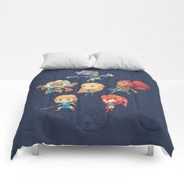 The Cuteness Ballad Comforters
