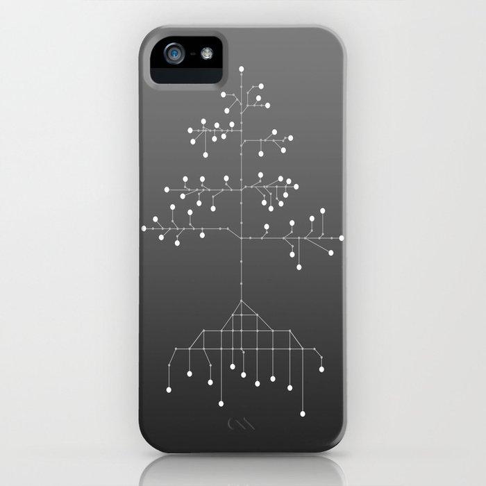CircuiTree iPhone Case