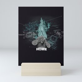 Home Mini Art Print