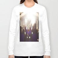 concert Long Sleeve T-shirts featuring Concert by LaiaDivolsPhotography