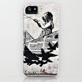 Ode to Valencia, Spain (Exhibit E) iPhone Case