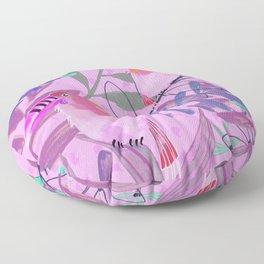 Tropic Toucan Birds Floor Pillow
