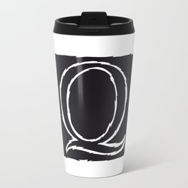 The Alphabetical Stuff - Q Travel Mug
