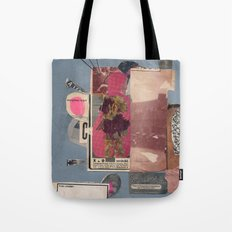 Superpatches Tote Bag
