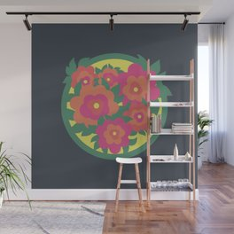 Rosa Wall Mural