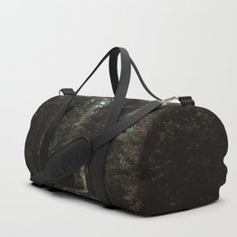 A Lovely Drive through the Forest Duffle Bag