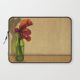 Calla lilies in bloom Laptop Sleeve