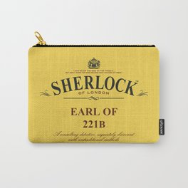 Earl of 221B Carry-All Pouch